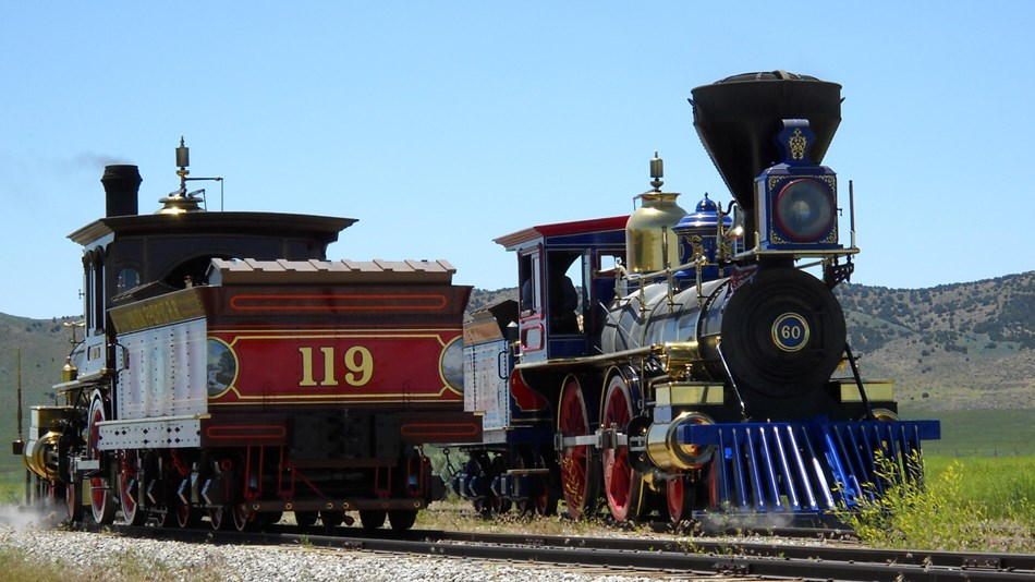 150th Anniversary of Transcontinental Railroad Unveils Frontier History