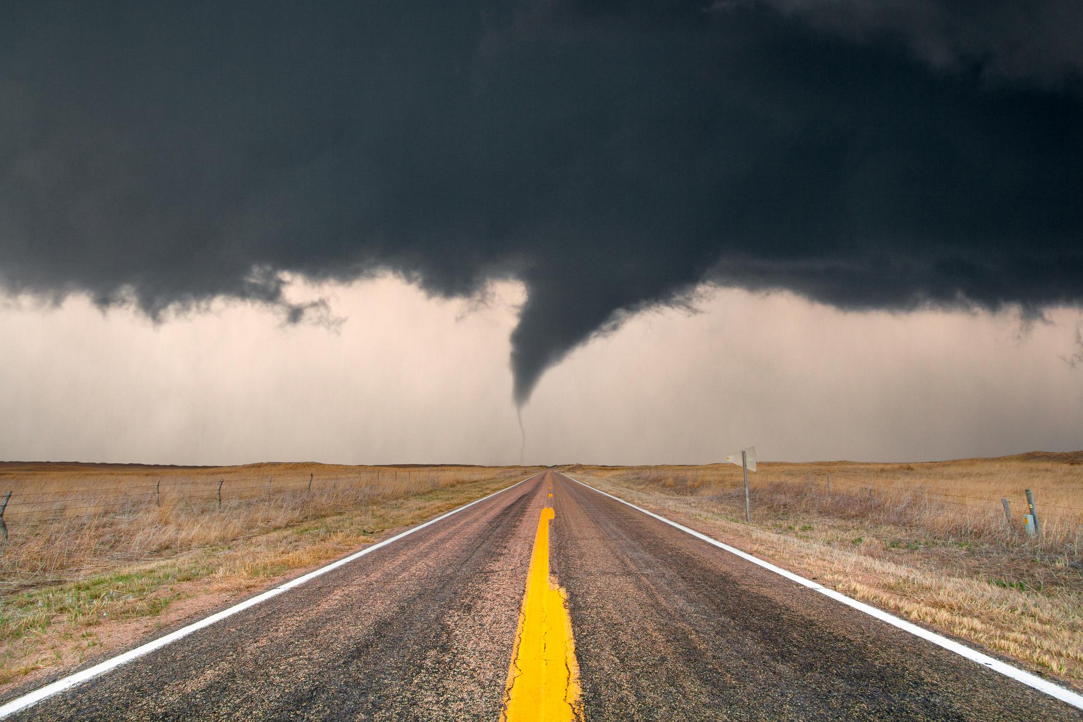 Driver Safety Tips For Tornado Season