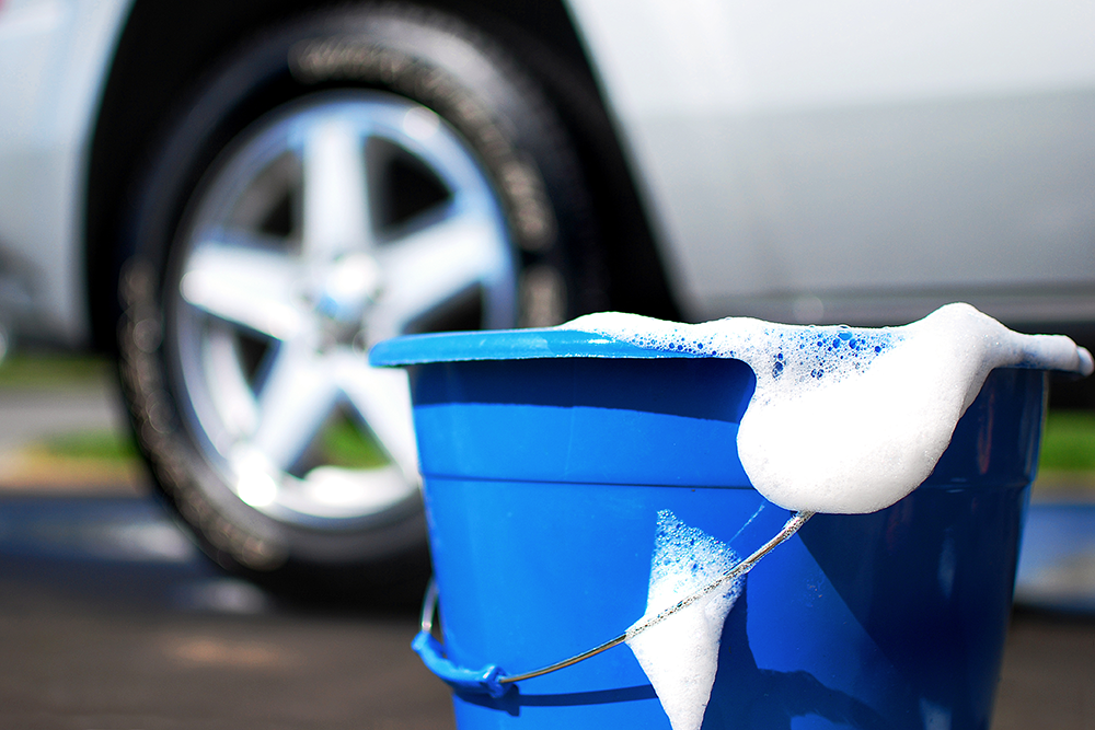 How To Simplify Your Car Wash Routine