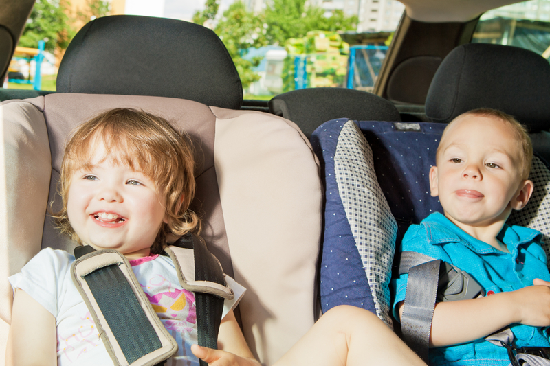 Safety Advocates: Much Work To Do Ensuring Child Safety in Vehicles