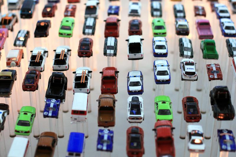 Mattel Marks 50th Anniversary of 'Hot Wheels'