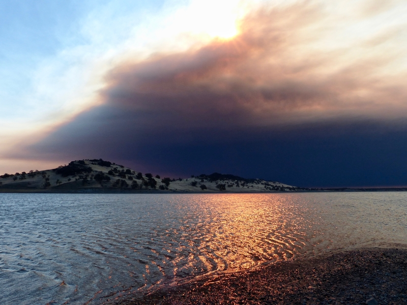Mudslides Could Be In The Forecast For Camp Fire Evacuees