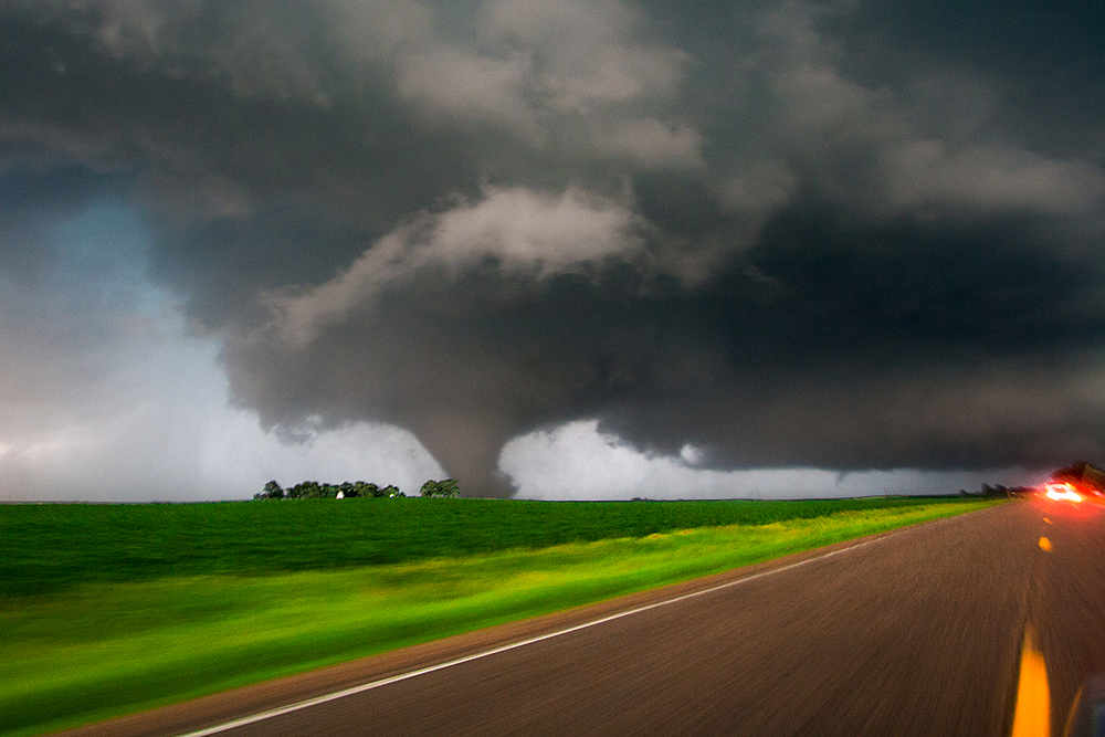 Tornado Tips For Drivers Traveling Through Midwest, South