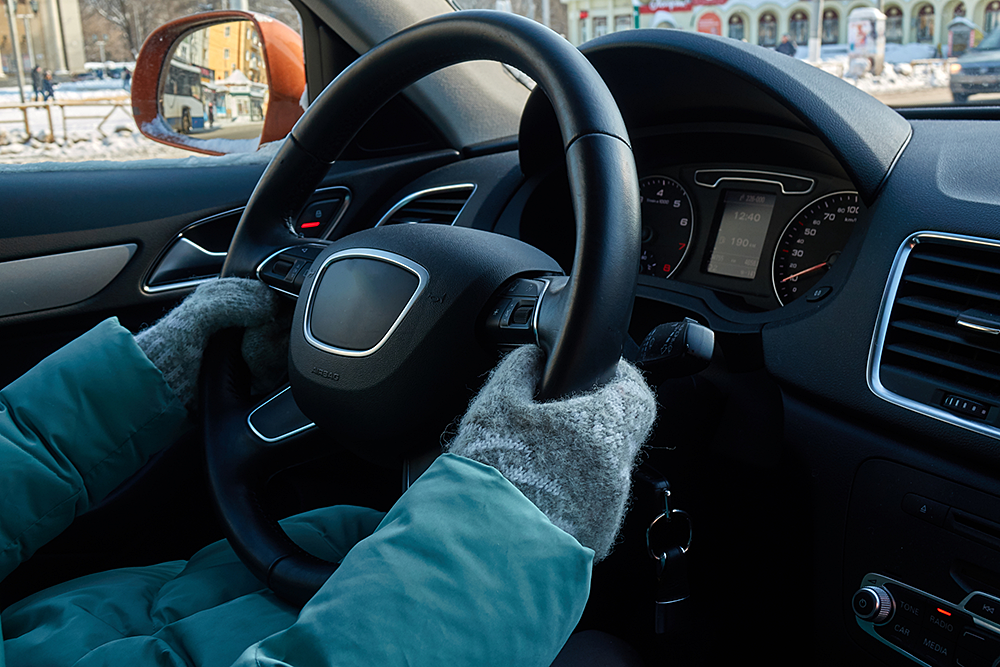 Turn Those Frosty Mornings Into Balmy Drives