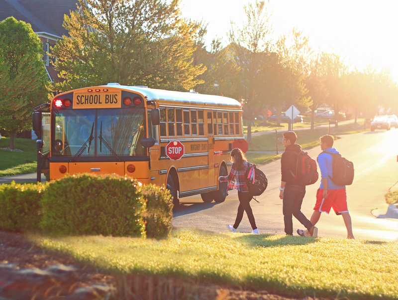 NHTSA Stresses Safety Around School Busses