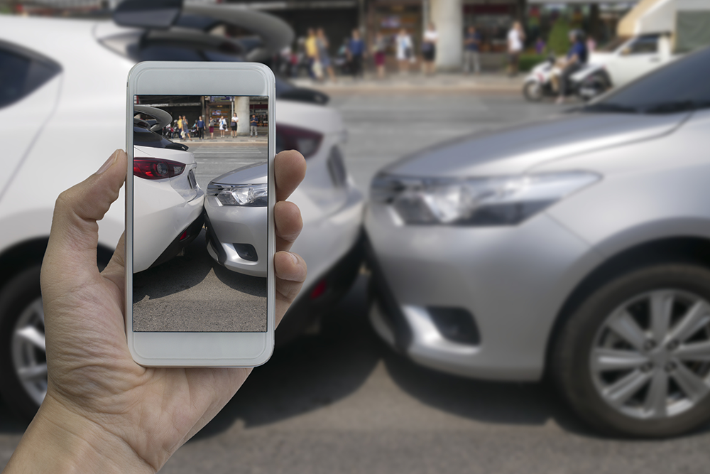 Post-Collision Apps Help Drivers In A Bind