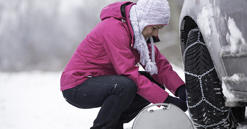Choosing the Right Tire Chains for Winter Driving