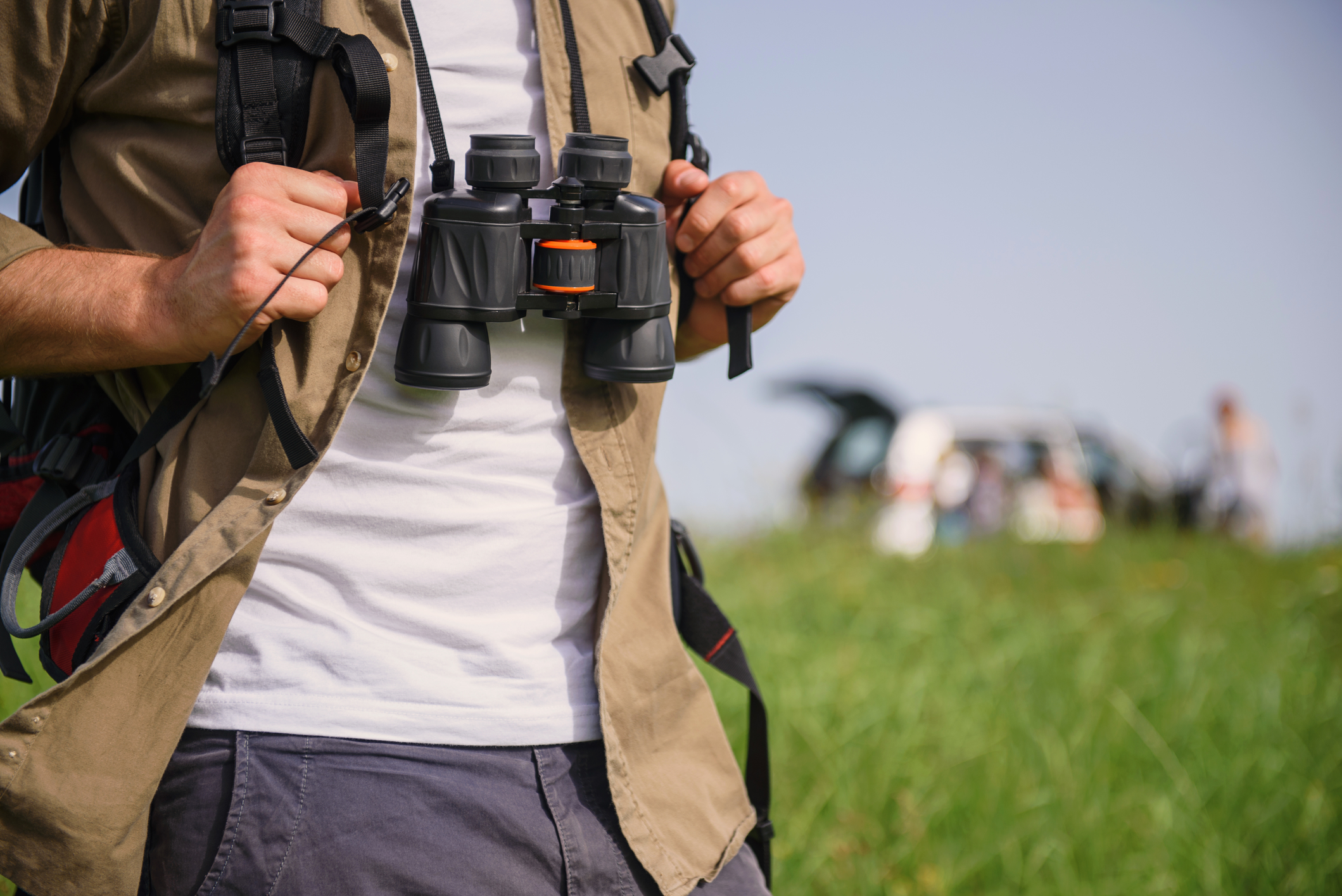 Why Binoculars Belong In The Glove Compartment