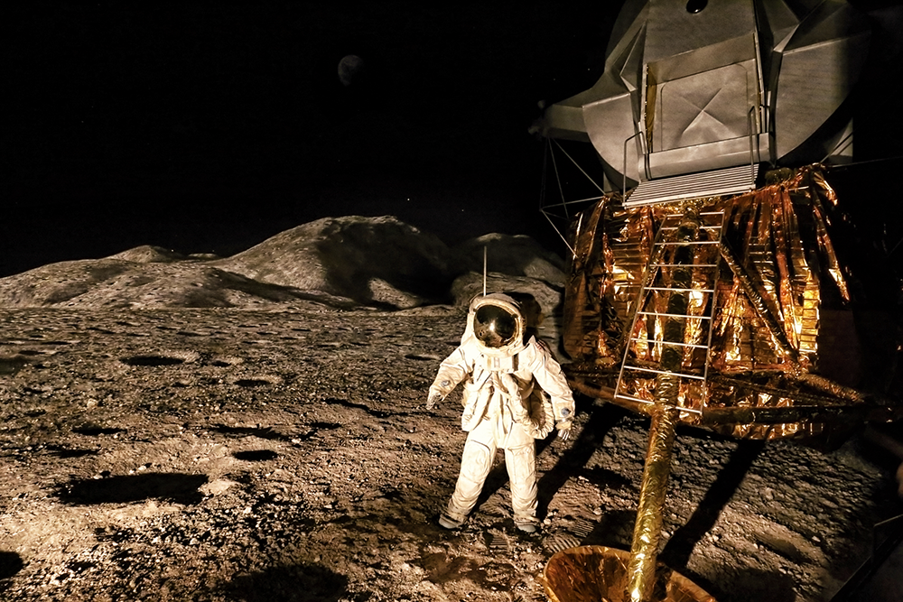 Driving Destinations To Celebrate 50th Anniversary of Apollo 11 Moon Landing
