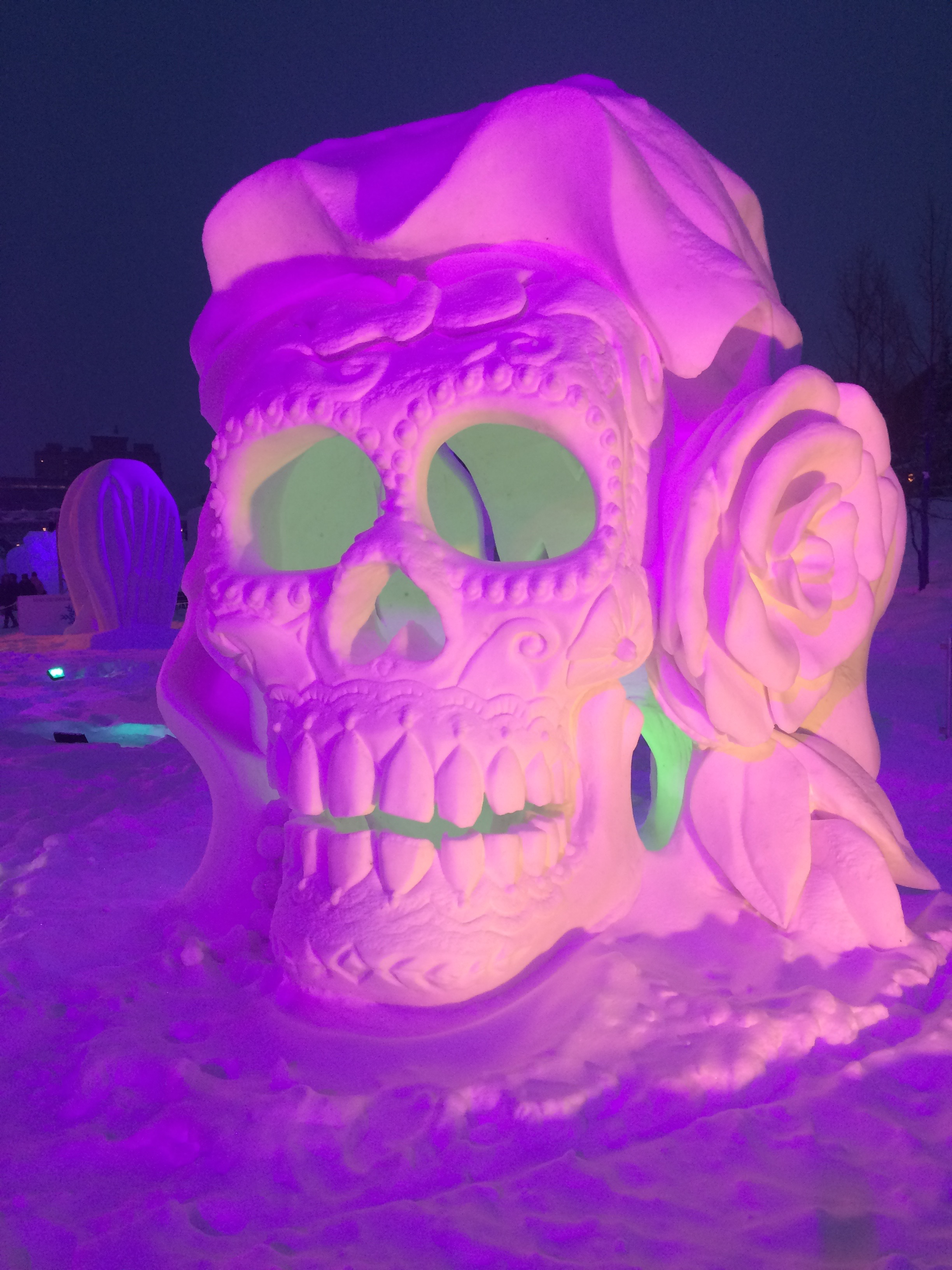 Snow Sculptors Headed To Brekenridge Colorado for International Competition