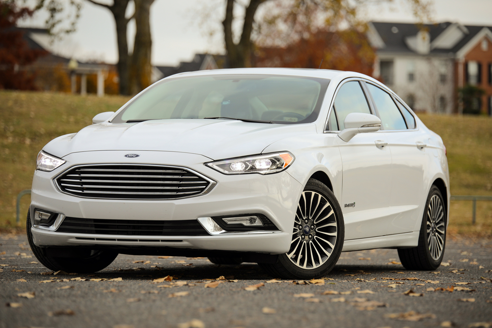 Ford Recalls 1.3 Million Vehicles Over Steering Wheel Concerns