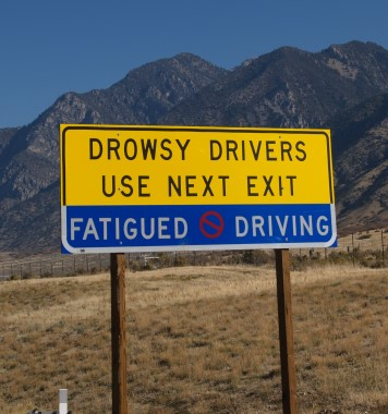 CHP: Be Alert For Drowsy Driving During Spring Forward Weekend
