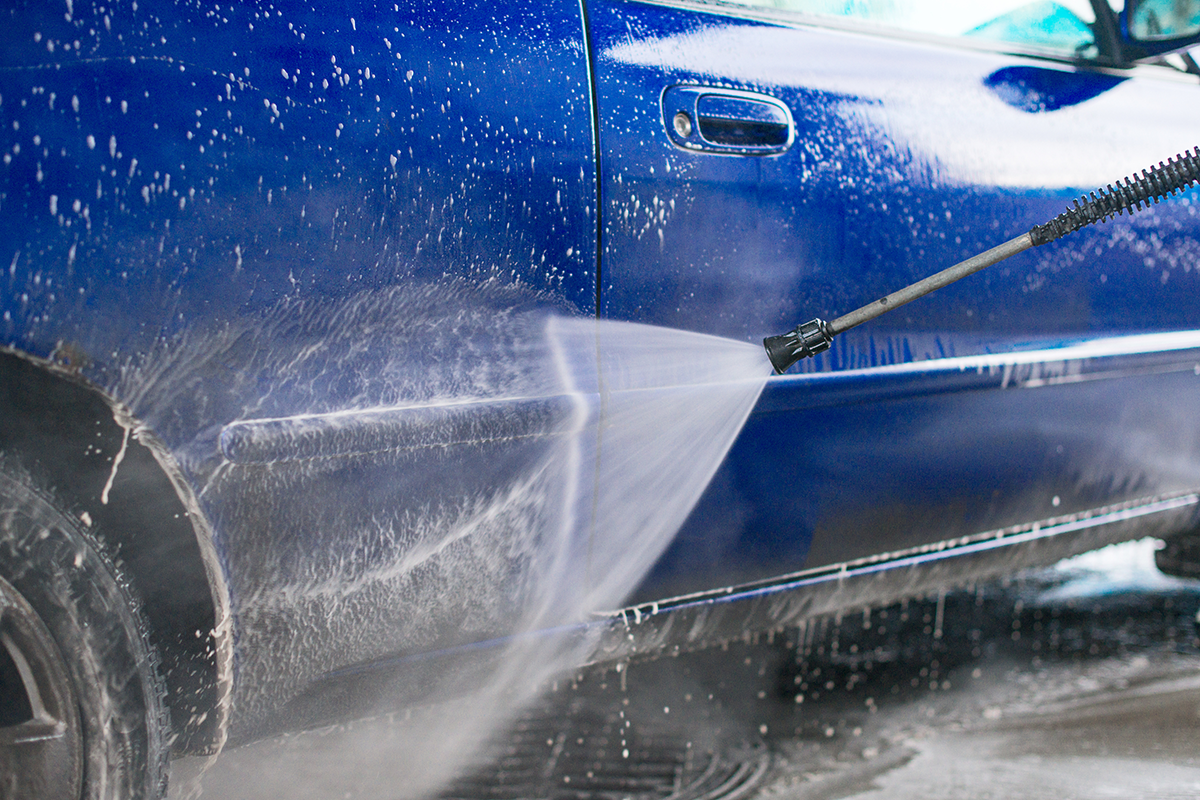 Help Your Car Shine Along Winter Roads
