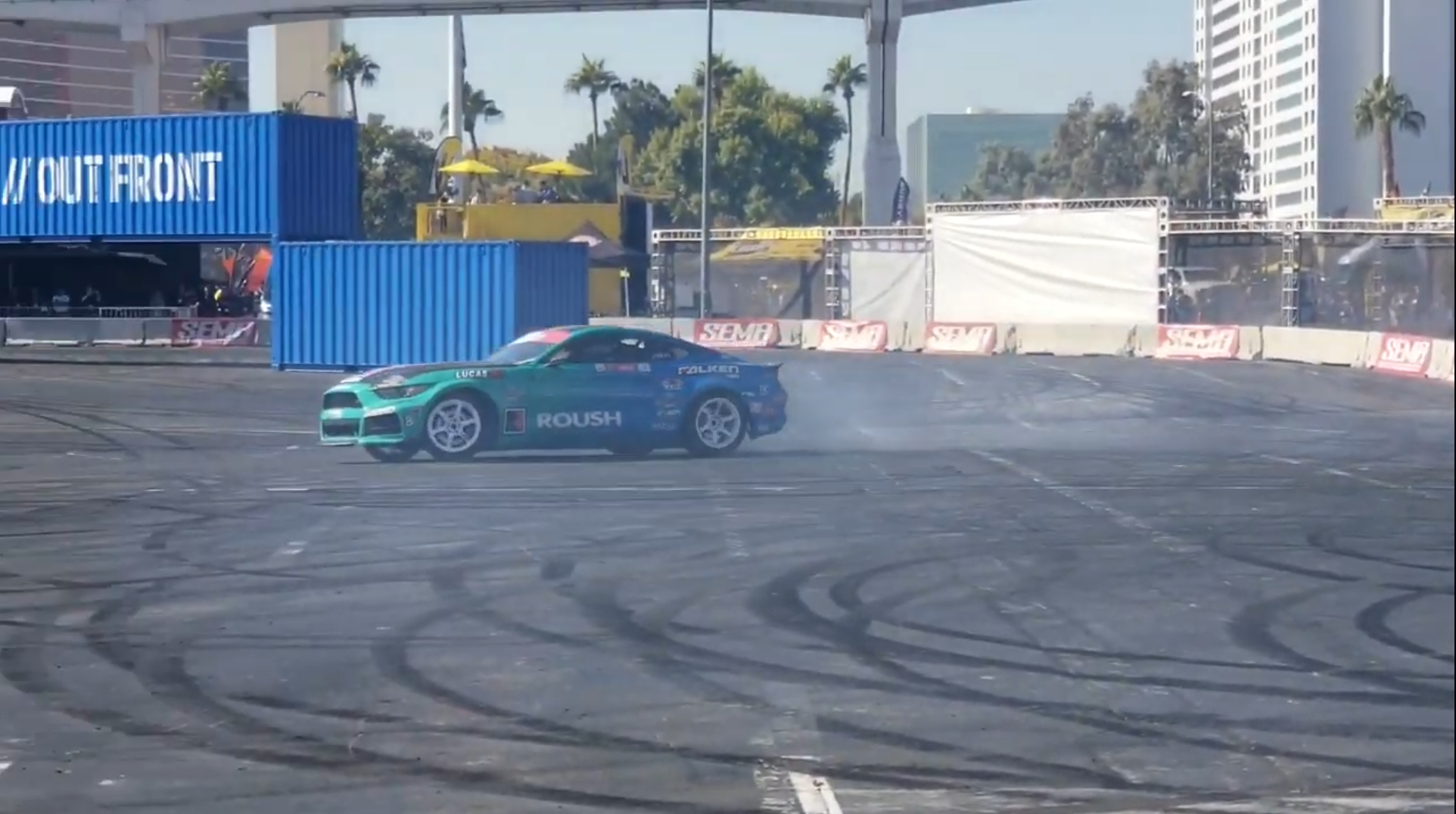 Sights, Sounds of SEMA & AAPEX 2019