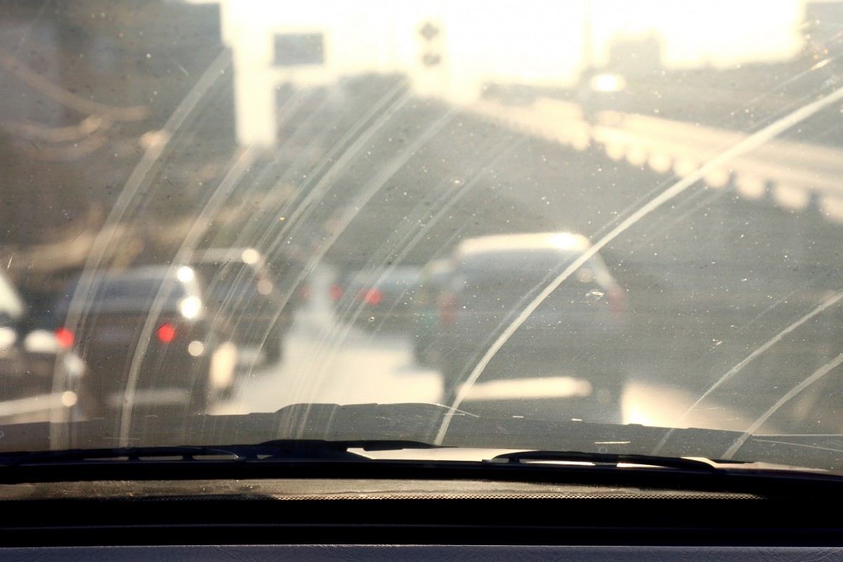 Keep Your Windshield Sparkling Through Autumn Storms