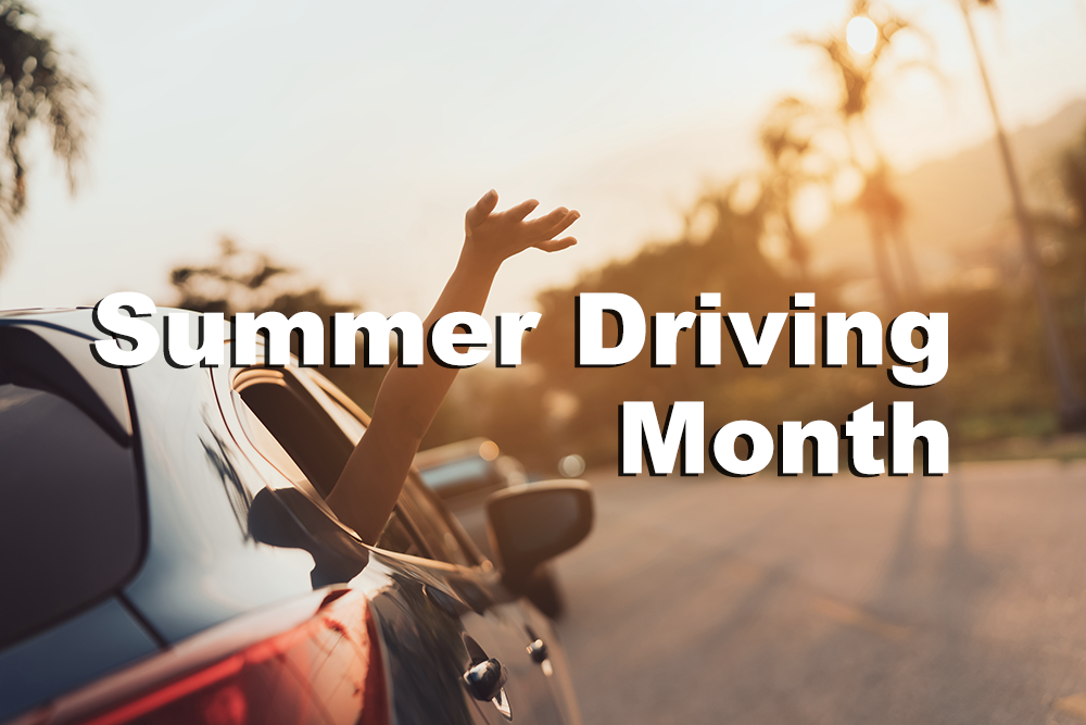 Safety Agencies Promote Summer Driver Checklist