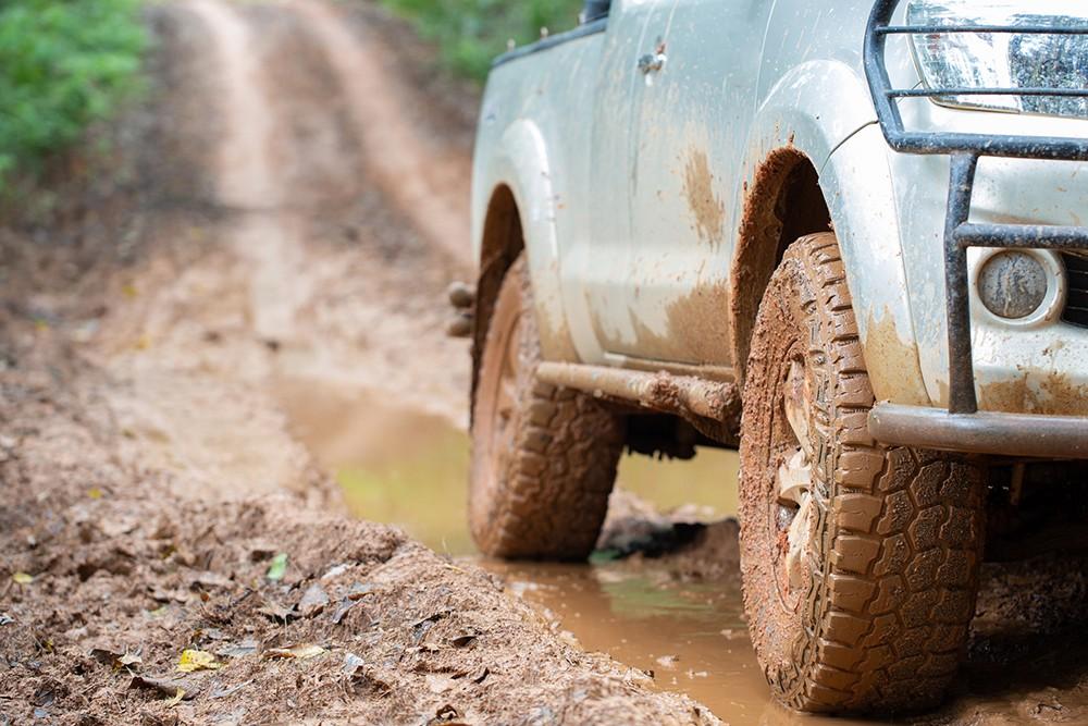 Get A Grip: All-Terrain Tires For Your Adventurous Spirit