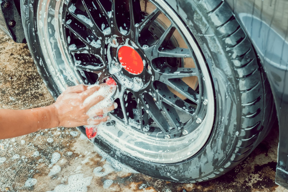 A Detailer's Guide To Creating Hot-looking Wheels