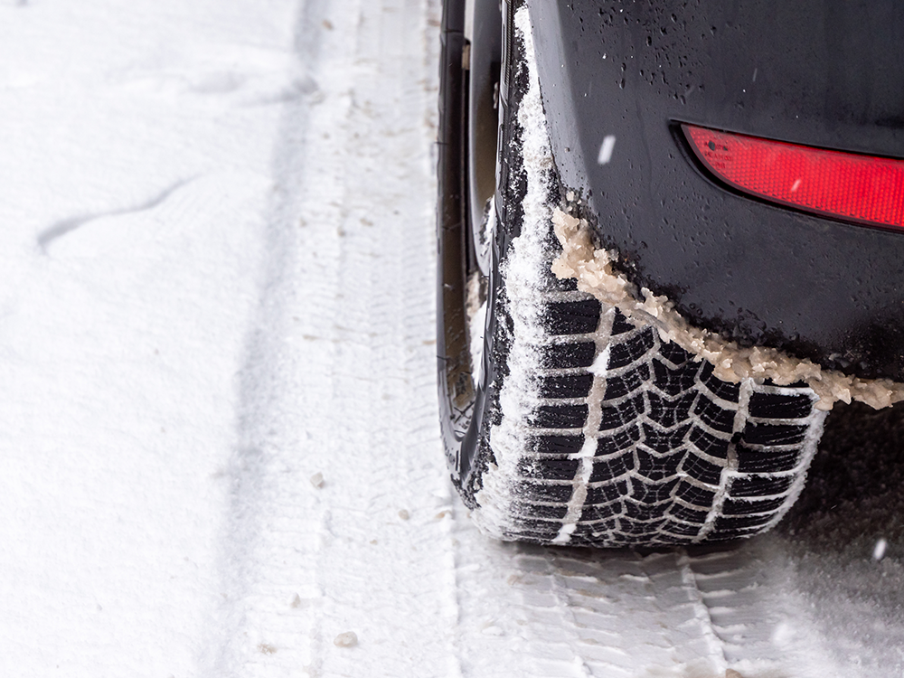 Winter Tires: Traction When You Need It