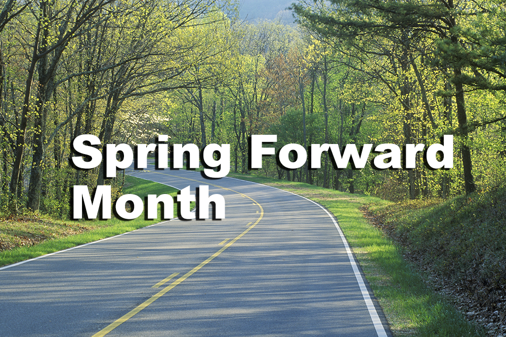 12 Service, Safety Tips For Spring