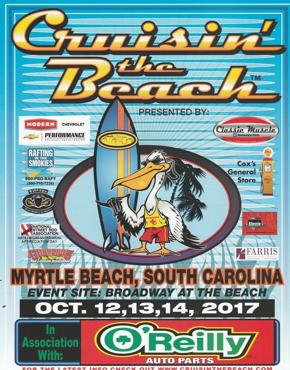 Cruisin The Beach