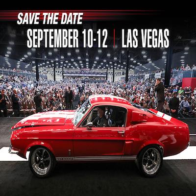 Barrett-Jackson Las Vegas Auto Show